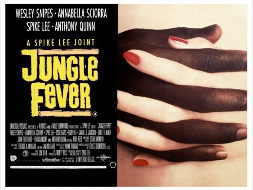 1991 Jungle Fever was one of the first movies that dealt with modern interracial dating