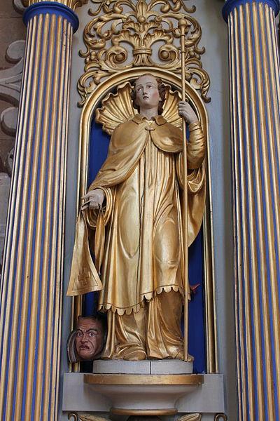 Saint-Barthelemy Church, Montsapey, France
