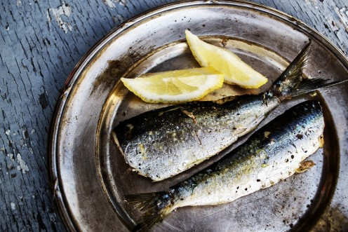 Grilled sardines are a tasty way to include vitamin D in your diet.