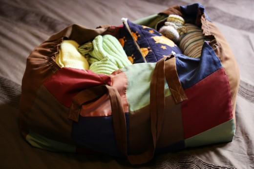 Organize things accordingly for easier retrieval.