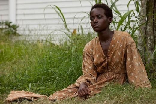 Lupita Nyong'o in 12 Years A Slave (2014)