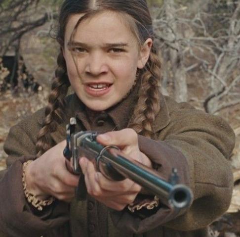 Hailee Steinfeld in True Grit (2010)
