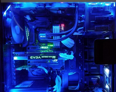 Best $2,000 Custom Gaming PC Build for 4k and VR 2017