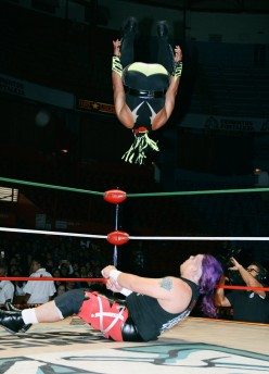CMLL Tuesday: Below Average