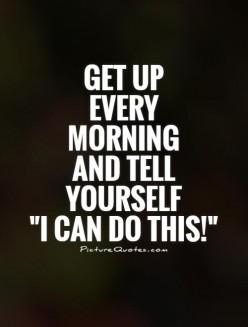 Poem - Get Up