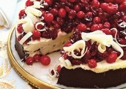 Delicious Cranberry Cake Recipes
