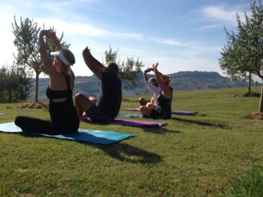 Marche Yoga