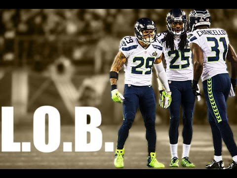 "Seattle's ""Legion of Boom"": Earl Thomas, Richard Sherman and Cam Chancellor"