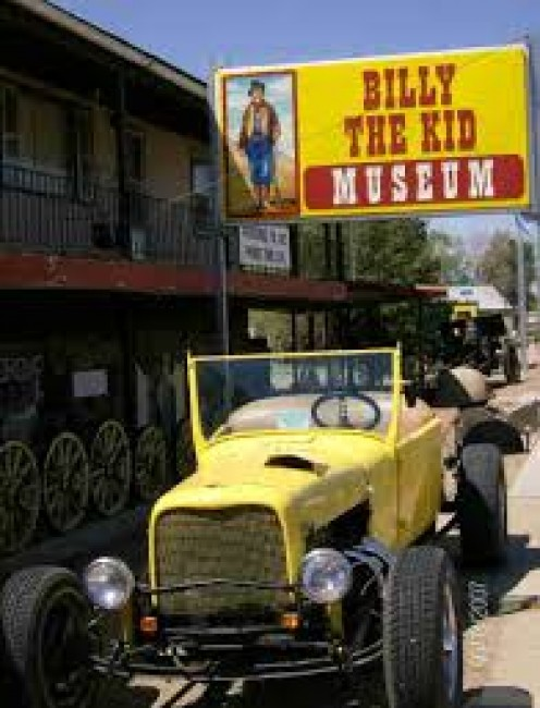 In 1953, The Billy the Kid Museum opened to the public in Fort Sumner, NM.