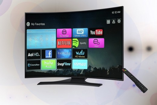 I have a dream. One day your TV will run on Android! Stop dreaming, it's already happening!