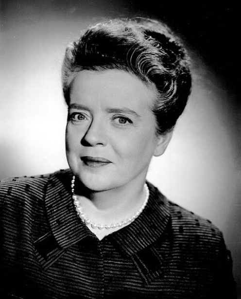 Accomplished actress, Frances Bavier was Aunt Bea