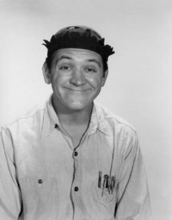 The late George Lindsey  from Jasper, Alabama, was the hilarious Goober Pyle