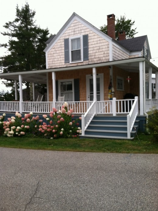 Ocean Point Cottage