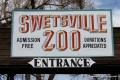 Mysteries at the Swetsville Zoo:  Evil or Good?  Part 1