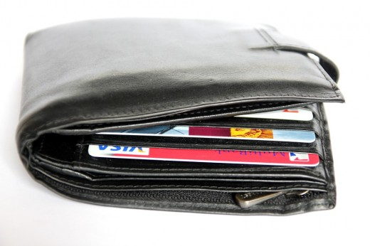 Secure your card details with a slim wallet with RFID block feature.