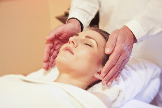 Reiki is a form of alternative healing that can be used to manage chronic pain.