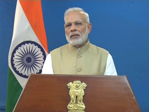 PM Addressing The Nation