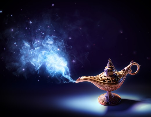 Think of the universe as a genie...be careful what you wish for!