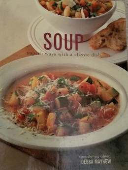 I have been using the recipes in the book for years and my family loves my soups that I prepare with this step-by-step guide.