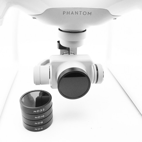 ND Filters for Phantom 4 Pro