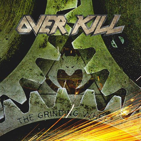 """The Grinding Wheel"" album cover"
