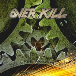 "Overkill: Thrash Metal Vets Return with ""The Grinding Wheel"" in 2017"