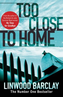 Book Review - Too Close to Home