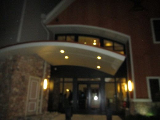 The reception was held at The Camden County Boathouse in Camden, New Jersey.