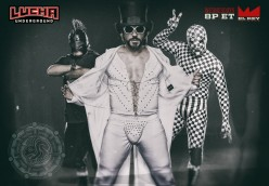 Lucha Underground Preview: What Shall We Do Now?