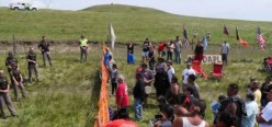 A Call for Support of the 'Water Protectors' in North Dakota