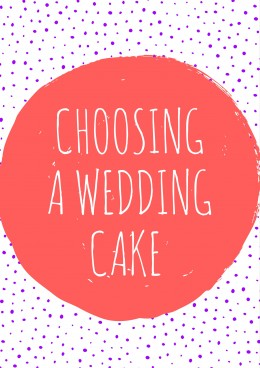 You no longer need to just have a wedding cake. In addition to wedding cake, you can have cupcakes or even just have a selection of wedding cupcakes or even mini desserts. The choices are endless.