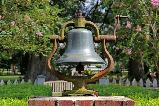 Our Spirit Calls from Some Big Bells that Cannot Be Ignored