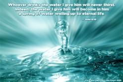 Spiritual Thirst