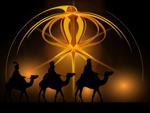 Magi, or Three Wise Men