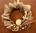 26 Gorgeous Wreath Making Craft Ideas