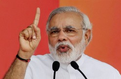 Narendra Modi, The Prime Minister Of India : An Indian Politician Par Excellence