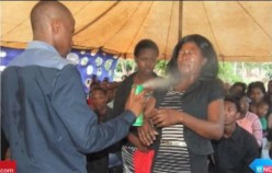 South African Prophet Proclaims Doom Cures Aids and Cancer