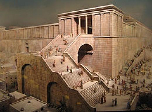 Robinson's Arch