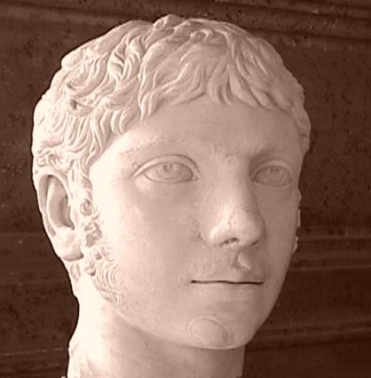 Roman Emperor Heliogabalus