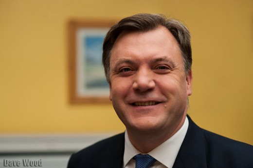 Ex Shadow Chancellor Ed Balls did well in Strictly Come Dnacing