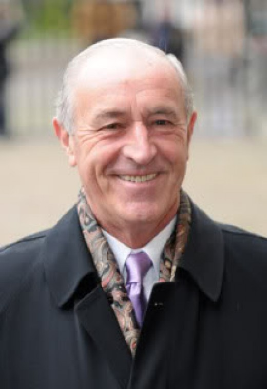 Soon to be leaving Strictly Len Goodman head judge on the show