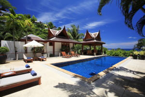 Why not live like royalty by renting luxury apartments in Phuket with a pool?