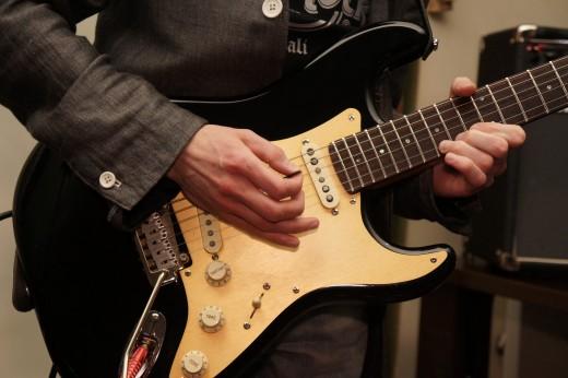 Electric Guitar Amplification Best Secret Wiring Diagram