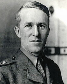 T E Lawrence. Can we link his actions to the Twin Towers?
