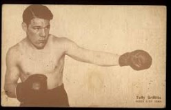 Tuffy Griffiths was a top heavyweight contender during his prime and he dabbled in the light heavyweight division as well.