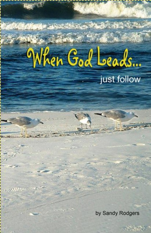 When God Leads…just follow, is a book of life lessons and manifestations; stories of success, change and courage.