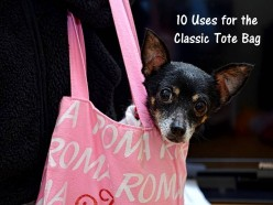 10 Uses For The Classic Tote Bag - Stylish, Functional and Versatile