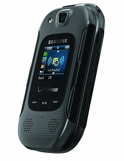 The rugged feel, long battery life, and better signal have kept me hooked on flip phones for many years. As a communication device, the Samsung Convoy (shown above) is simply better than many of the Smartphones out there right now.