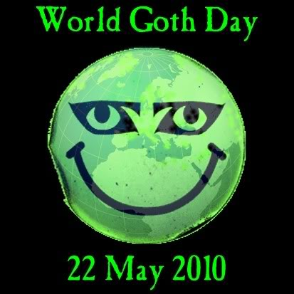 Symbol of World Goth Day