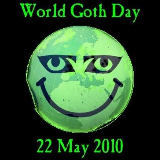 Symbol of World Goth Day